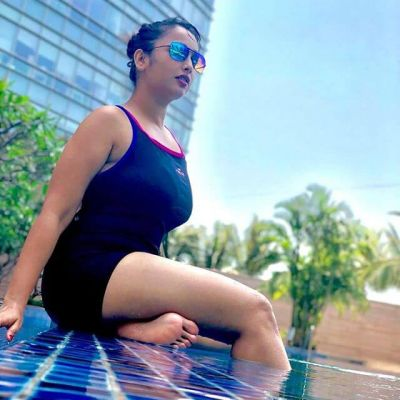 Rani Chatterjee spotted in gym outfit, See pics