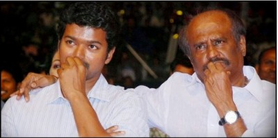 Issues of income tax of Rajni and Vijay raised in Parliament