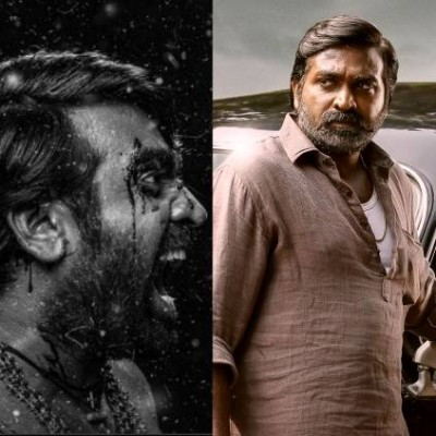 Vijay Sethupathi's stunning look surfaced, playing the role of Villian in his new film