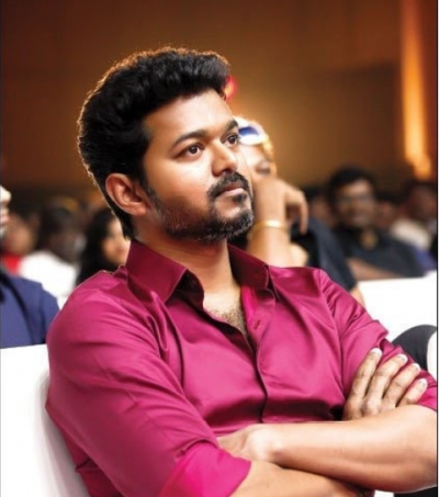 Income tax department called South actor Vijay again
