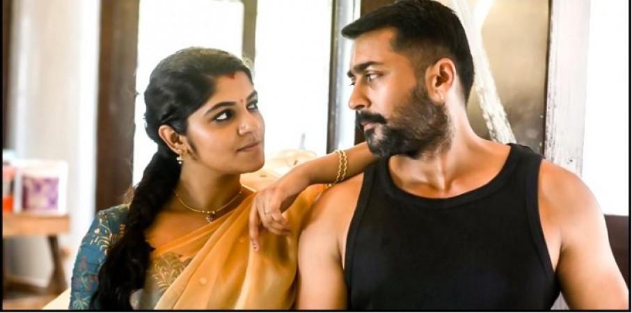 """South actor Surya's movie """" Soorarai Potru"""""""