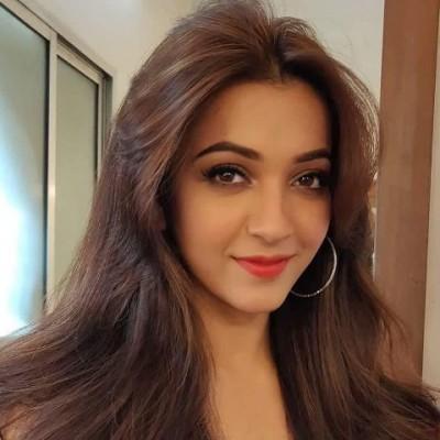 Koushani Mukherjee shared pictures of her new photoshoot