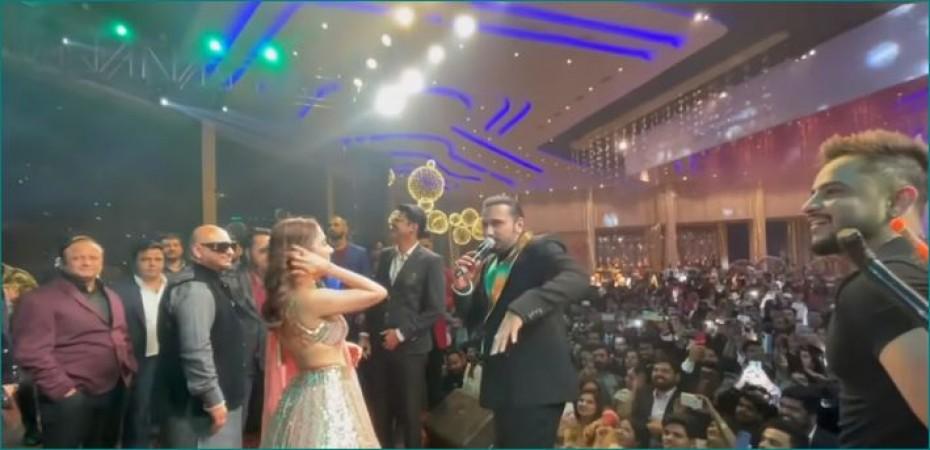 बहन की शादी में हनी सिंह ने मचाया धमाल, 'सैंया जी' गाने पर किया डांस