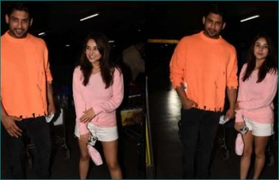 Shehnaaz returned from Goa with Siddharth Shukla, says to cameraman 'Go home and sleep'