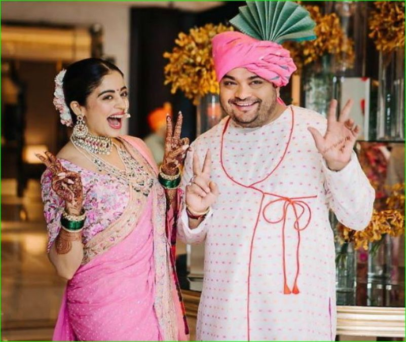 Neha Pendse S Wedding Photos Surfaced See Here News Track Live Newstrack English 1