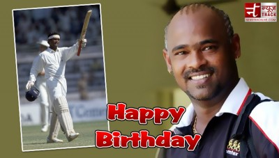 Birthday: Vinod Kambli started his sports career after trying his hand in South films