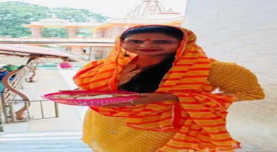 Chandni Singh's devotional avatar comes in light, check it out here