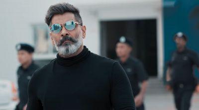 Kamal Hassan production Vikram's upcoming movie 'Kadaram Kondan'   trailer releases
