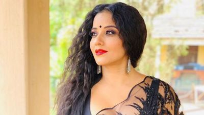 Bhojpuri superstar 'Monalisa' performed a bombastic dance on Salman's song