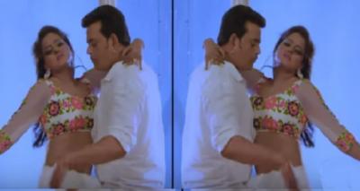 Anjana Singh with Ravi Kishan's Hot Avatar Arrives, Fans go crazy!