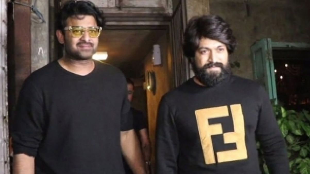 KGF Star Yash selected a script for Prabhas 1 | News Track English