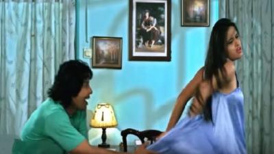'Kajal Raghavani's  Hotness Fired On The Internet, Watch Video Here