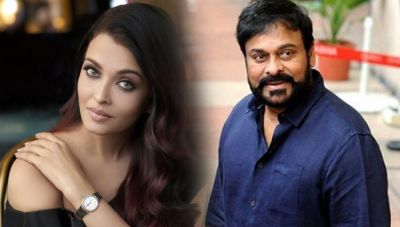 Will megastars Chiranjeevi and Aishwarya Rai work together?