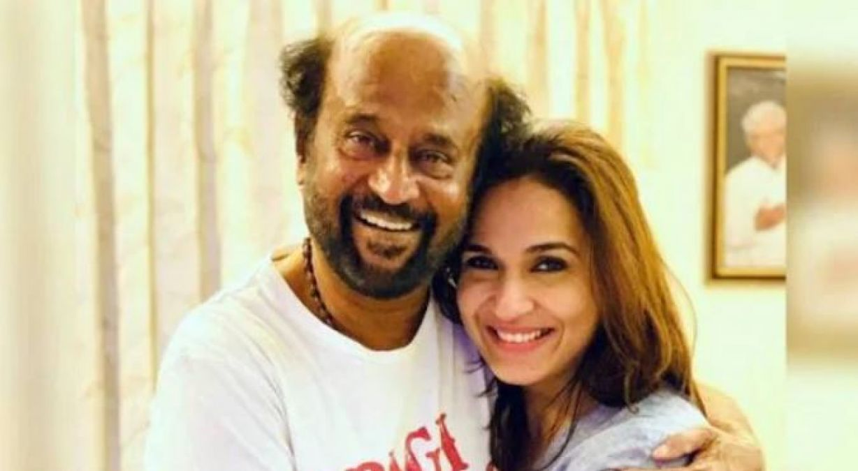 Remembering 8-Year-Old incident Rajinikanth's Daughter becomes emotional, Shared Strong VIDEO!