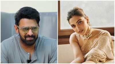 Prabhas will be seen romancing with Deepika in his next film