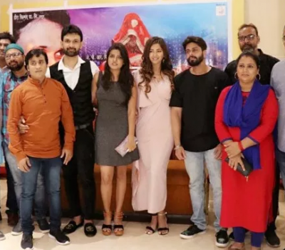 Bhojpuri star Jay Yadav's film teaser and music launched