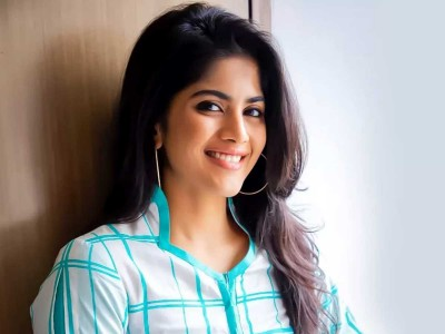 Megha Akash started shooting for another film with Vijay