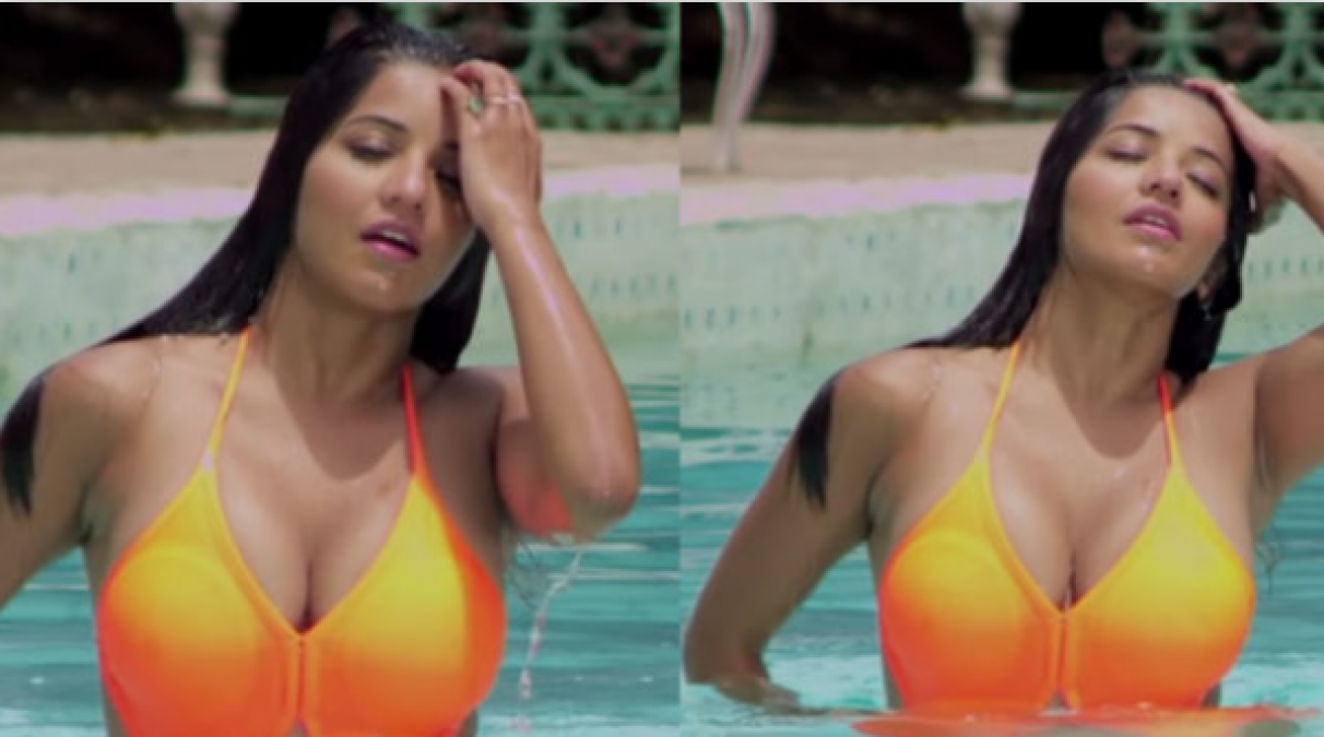 Monalisa's Hot Video Came Out, Bikini Avatar Made her Fans Crazy