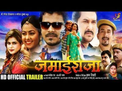 जानिए भोजपुरी फिल्म 'जमाई राजा' बॉक्स ऑफिस कैसा कर रही प्रदर्शिन