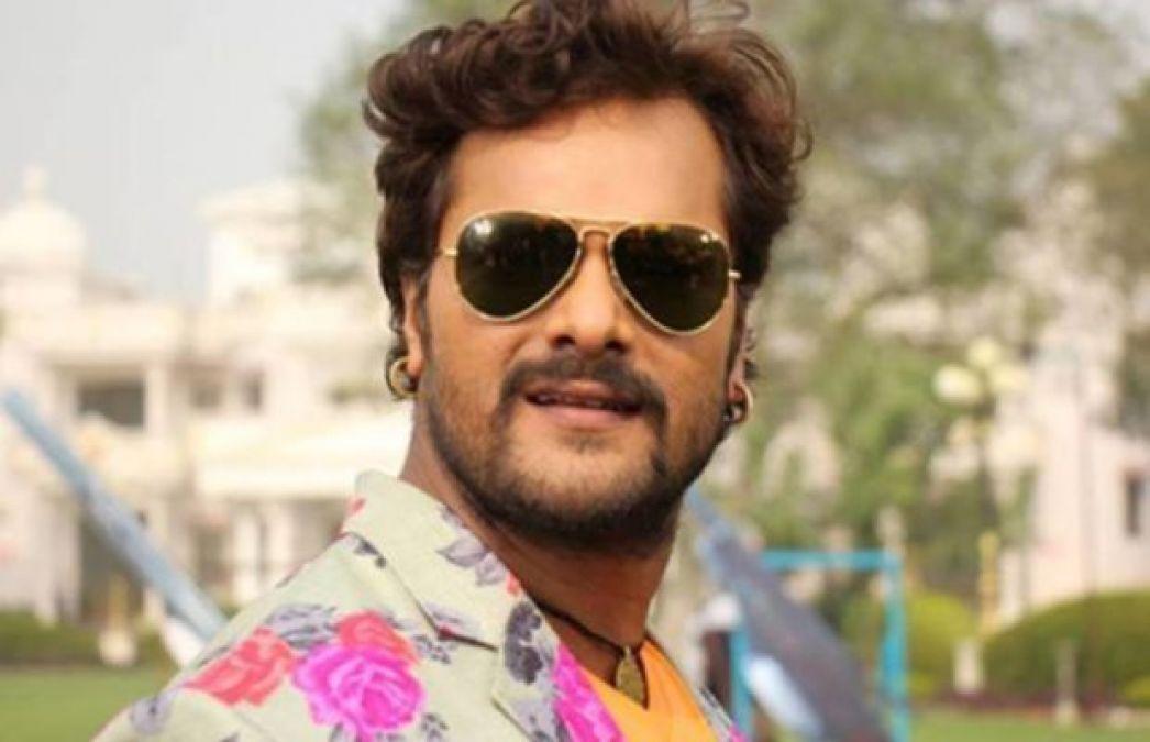 Superstar Khesari Lal Yadav did this big work for the