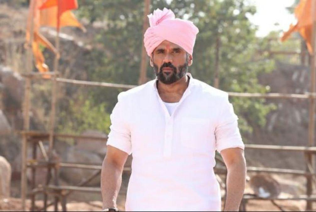 Pehelwaan: Film Revealed Sunil Shetty's 'Government' Appearance, looked Smart In Dhoti-Kurta!