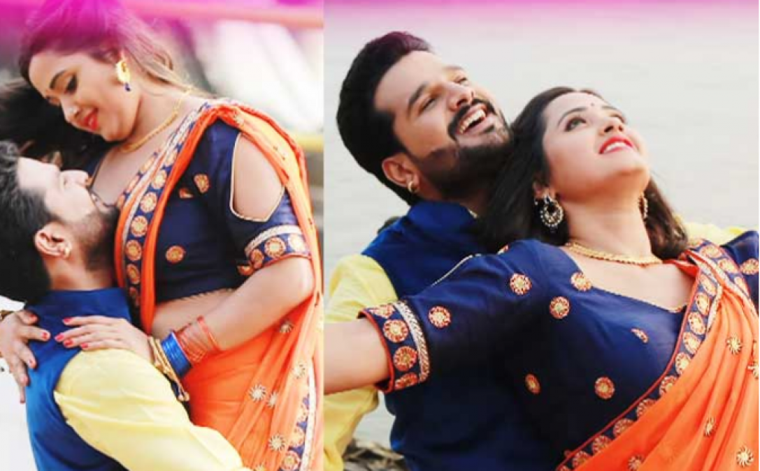 The song of Bhojpuri actor ' Ritesh Pandey ' went viral!
