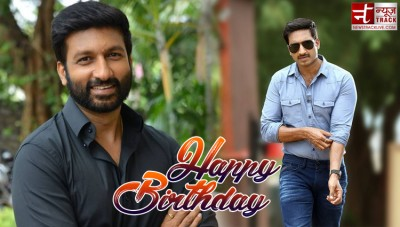 Tollywood actor Gopichand has done engineering from Russia, then made wonderful career acting world