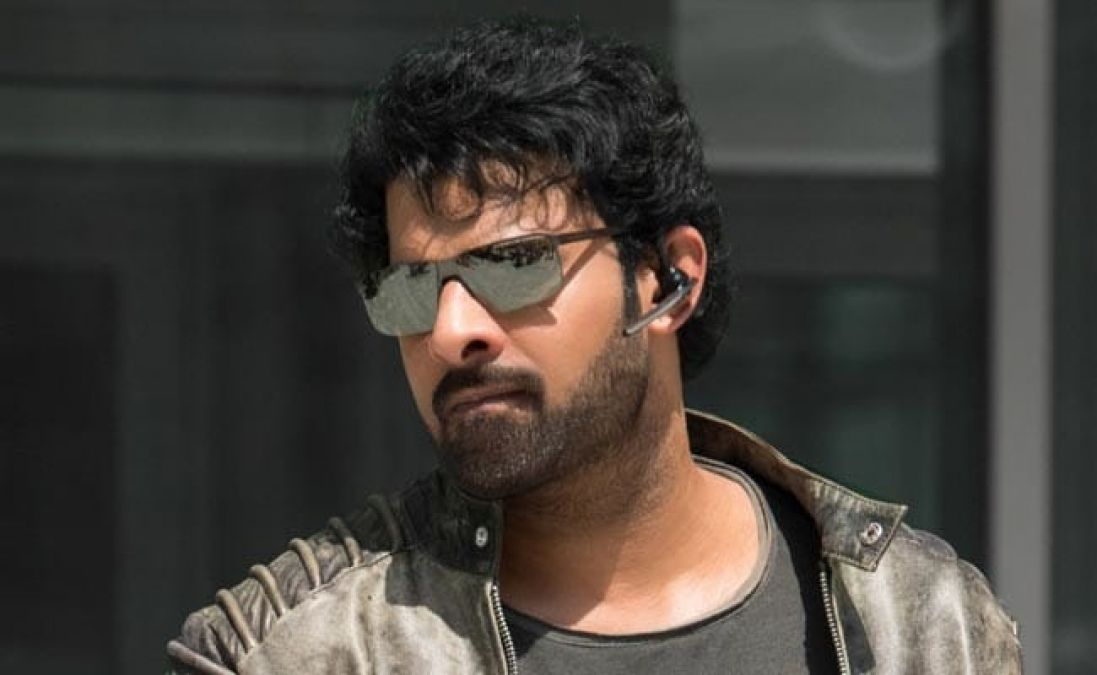 Saaho's new poster is out, check out the unmissable pic here