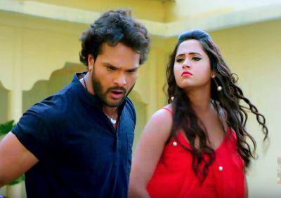 भोजपुरी सुपरस्टार खेसारीलाल की 'मुकद्दर' फिल्म का गाना हुआ ट्रेंडिंग