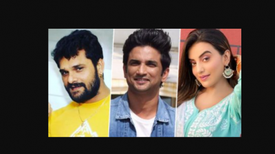 Bhojpuri stars gets emotional in memory of Sushant on his first death anniversary