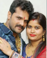 'Khesari Lal Yadav' shares photo on this special day of his life!