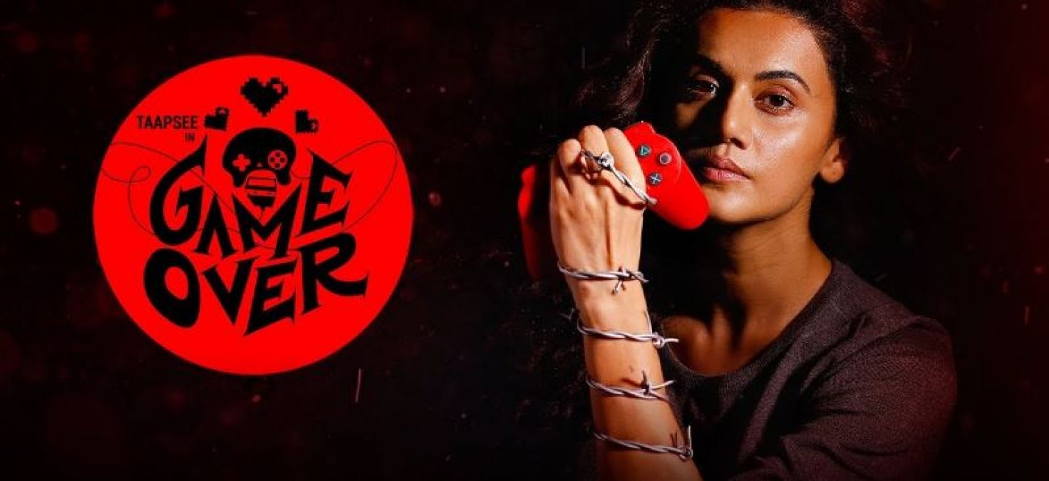 Tapsee's Games Over Impressed Viewers Like This!