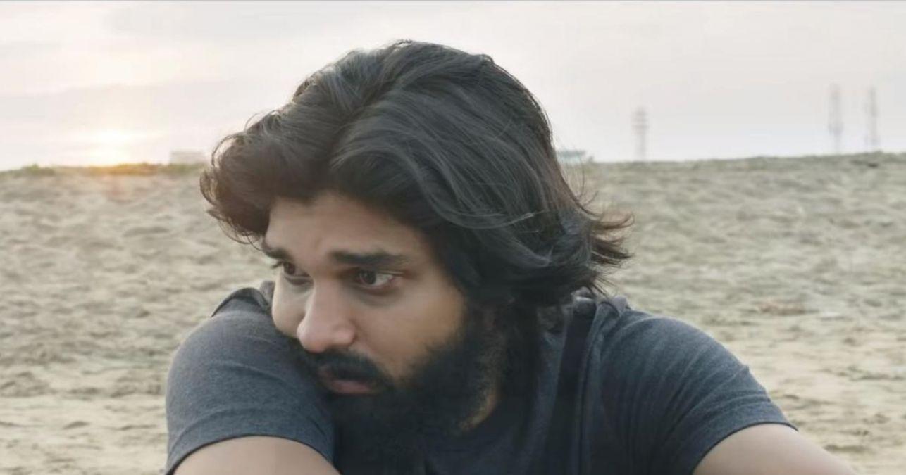 The trailer of 'Adithya Varma' trending on YouTube