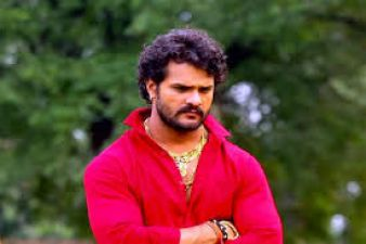 Video of Khesari Lal Yadav and Kajal Raghvani shadowed on YouTube, so many views
