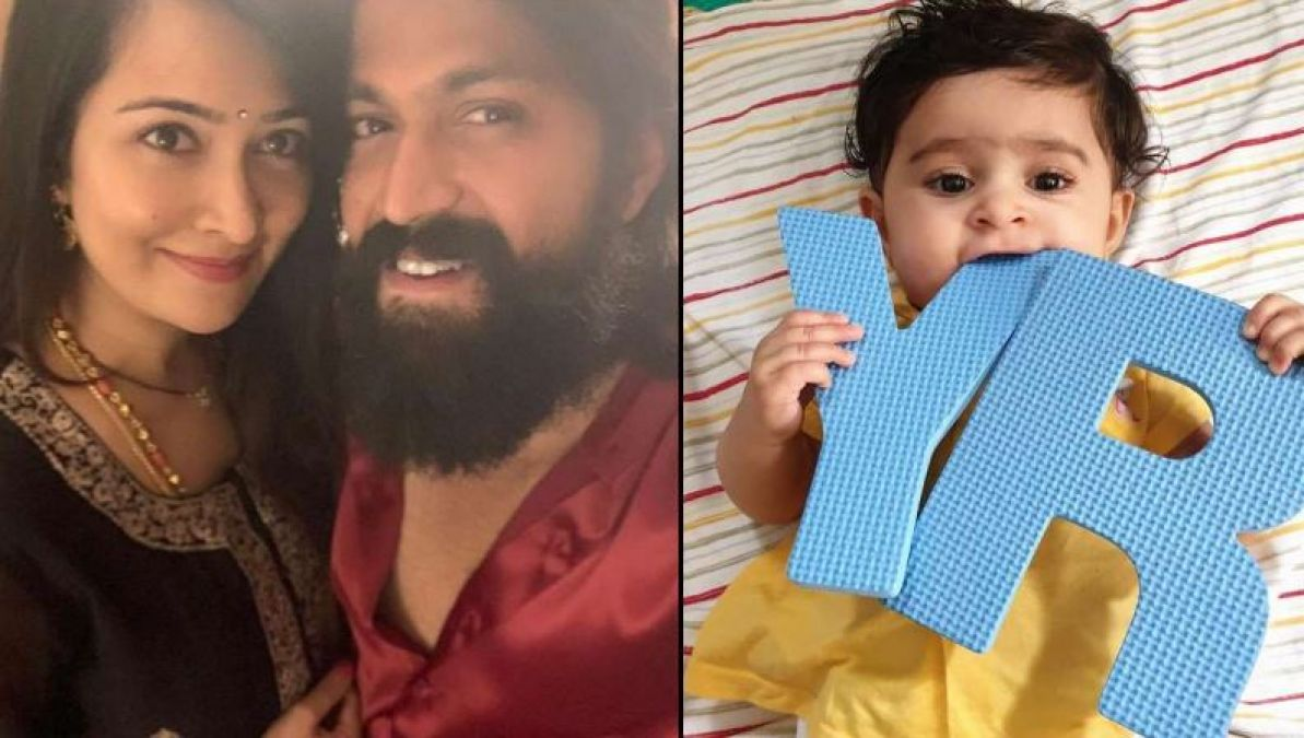 KGF actor Yash and Radhika Pandit Announce Their Second Pregnancy With an Adorable Video