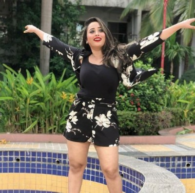 Rani Chatterjee gives a befitting reply to haters, shares pictures and said this
