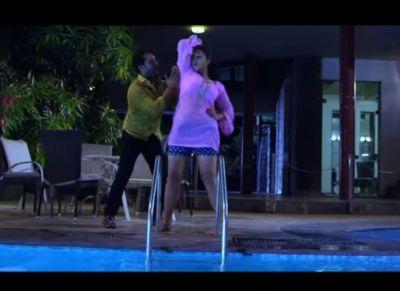 VIDEO : कपड़े उतार रही थी काजल, तब ही पहुंचा खेसारी का हाथ और फिर....