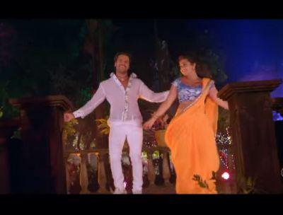 खेसारी के साथ रोमांस कर फिर काजल ने बरपाया कहर, 11 करोड़ लोगों ने देखा वीडियो