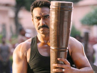 'RRR' makers big decision, Ajay Devgn's first look will be released on this day
