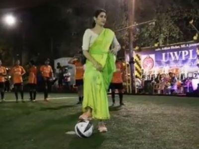 इस मराठी फिल्म से कमबैक करने जा रही हैं ज़हीर खान की वाइफ