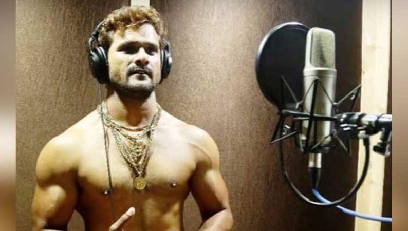 निरहुआ की अपकमिंग फिल्म के लिए इस भोजपुरी स्टार ने गाया गाना