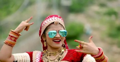 Seeing this Haryanvi dancer, you will forget Sapna Chaudhary's dance, video viral