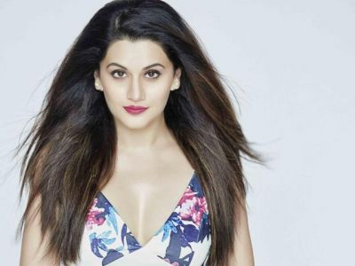 Taapsee Pannu gives a befitting reply to trollers, will be seen in Anubhav Sinha's 'Thappad'
