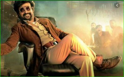 Rajinikanth was seen as a stylish cop, a new motion poster of  Darbar released