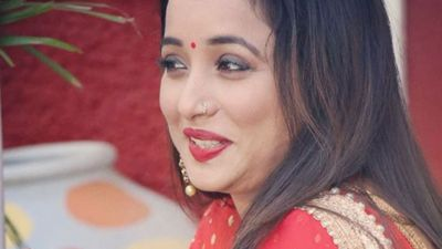 Bhojpuri actress Rani Chatterjee remembered her childhood, then came out amazing videos!