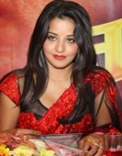 Bhojpuri actress Monalisa garnered tremendous followers on Instagram, shared special videos in happiness