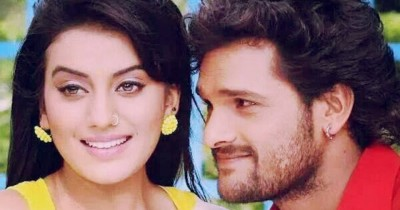 Akshara Singh and Khesari's tremendous chemistry rocks Internet, Watch video