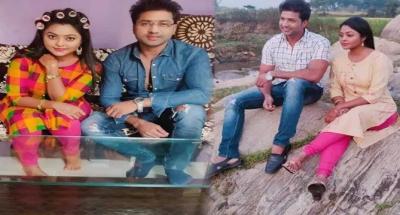 भोजपुरी फिल्म 'बंधन जन्म – जन्म के' की खूबसूरत लोकशन पर चल रही शूटिंग