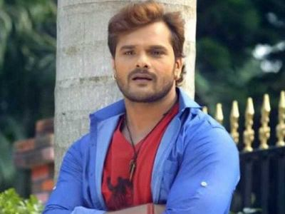 Khesari Lal Yadav's song from 'Aatankwadi' is trending, watch video here