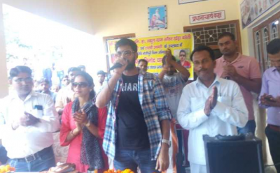 Vinod Yadav charmed children with his tremendous talk, here are details
